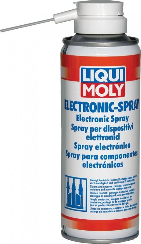 Спрей д/электропроводки Electronic-Spray (0,2л), шт. Liqui moly (8047)