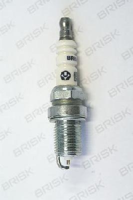 Свеча зажигания DR17YS-0,9-N. BRISK (1463)