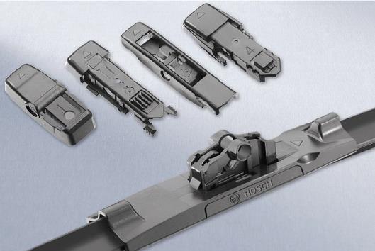Стеклоочиститель Aerotwin Plus AP380U. Bosch (3397006942)