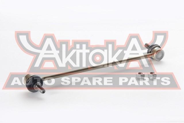 Тяга стабилизатора передняя. Akitaka (0523-004)
