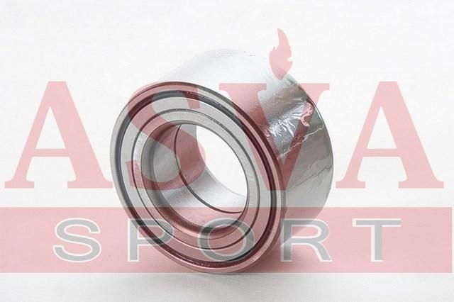 Подшипник ступичный передний. ASVA (DAC40740036)