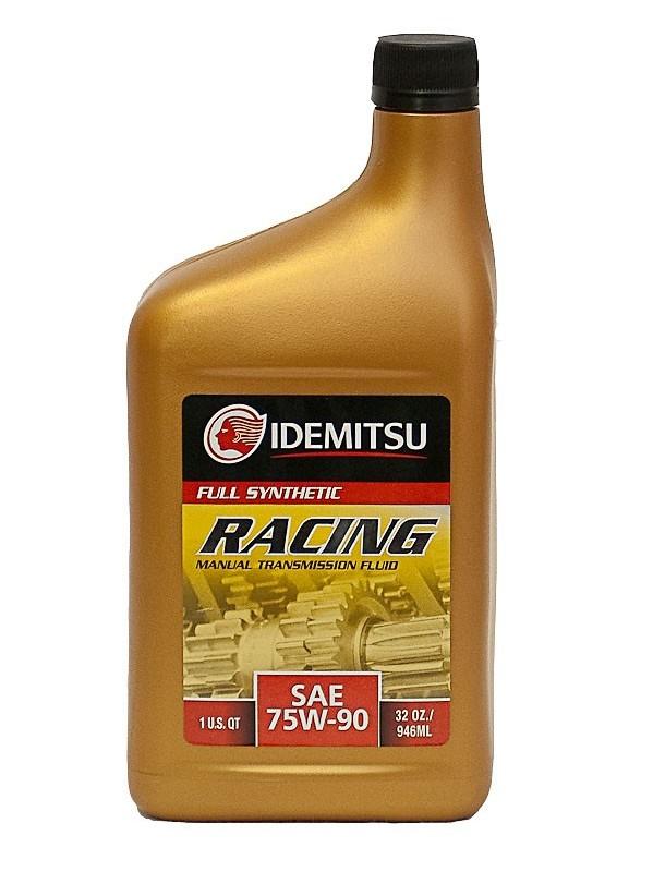 IDEMITSU Raсing Gear Oil 75W90, 0.946L (масло трансмиссионное), шт. IDEMITSU (2846-042)