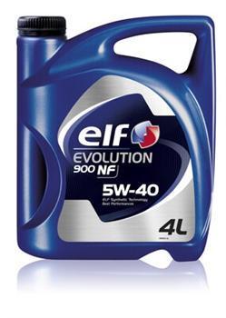 ELF EVOLUTION 900 NF 5w-40 (4л) 194873. ELF