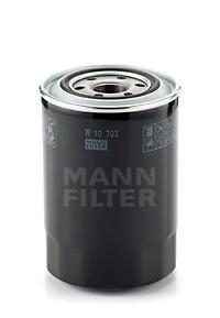 Фильтр масляный. Mann (W10703)