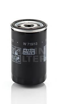 Фильтр масляный. Mann (W719/13)