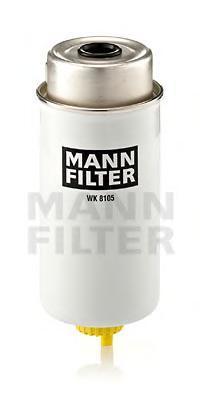 Фильтр топливный. Mann (WK8105)