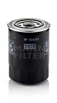 Фильтр масляный. Mann (WP928/83)