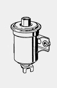 Фильтр топливный (Лада 08-10 впрыск) (Mann WK 612/5). Bosch (0986450124)