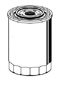 МАСЛЯНЫЙ ФИЛЬТР P 3271 CHRYSLER, DODGE, ГАЗ (дв. EDZ) (Mann W 712/80). Bosch (0451103271)