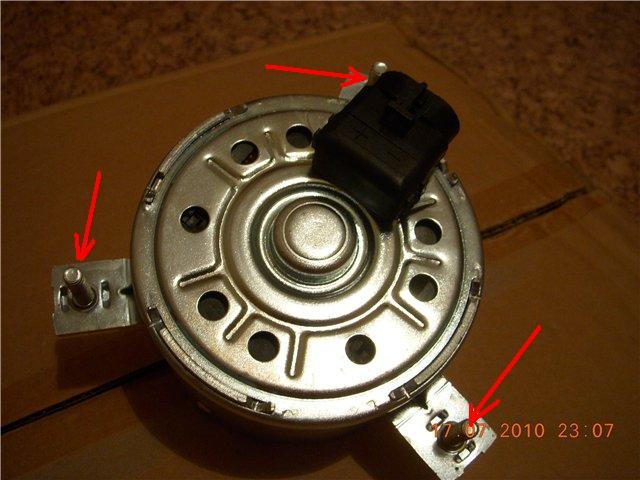 Вентилятор охлаждения (ГАЗ 3102, 3110, Газель - двиг. 406). Bosch (0130304203)