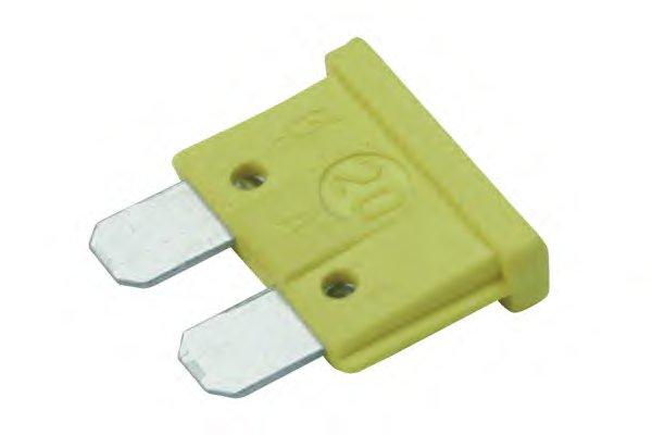 ПРЕДОХРАНИТЕЛЬ Standart flat connection fuses 20A. Bosch (1904529907)