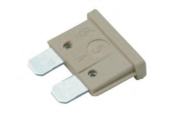 ПРЕДОХРАНИТЕЛЬ Standart flat connection fuses 5A. Bosch (1904529903)