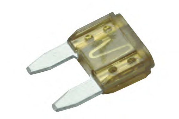 ПРЕДОХРАНИТЕЛЬ Mini flat connection fuses 5А. Bosch (1987529028)