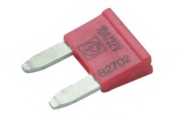 ПРЕДОХРАНИТЕЛЬ Mini flat connection fuses 10А. Bosch (1987529030)