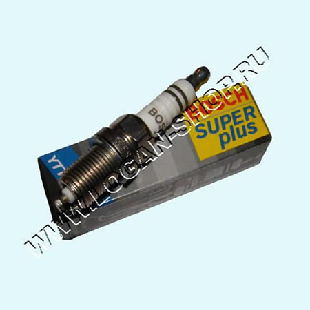 СВЕЧА FR7DС+ (0.9), 1ШТ [. Bosch (0242235666)