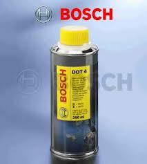 ТОРМ.ЖИДК. DOT4 0.25L. Bosch (1987479001)
