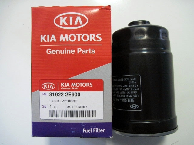 Фильтр топливный. HYUNDAI-KIA (319222E900)