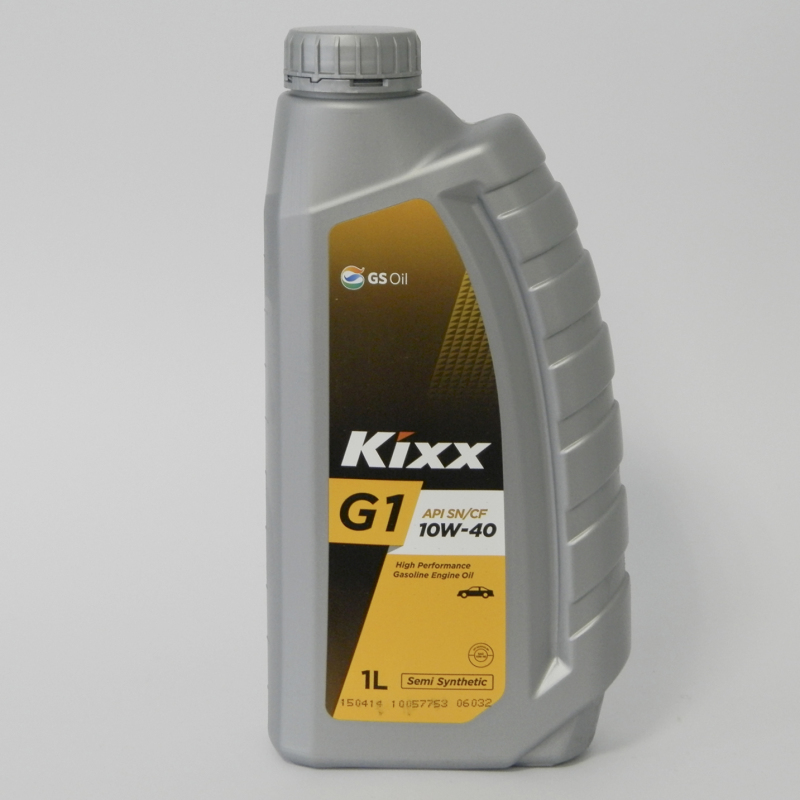 Масло моторное Kixx G1 SN/CF 10W-40 1L. (L5314AL1E1)