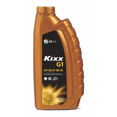 Масло моторное Kixx G1 SN/CF 10W-40 4L (мет. канистра). (L531444TE1)