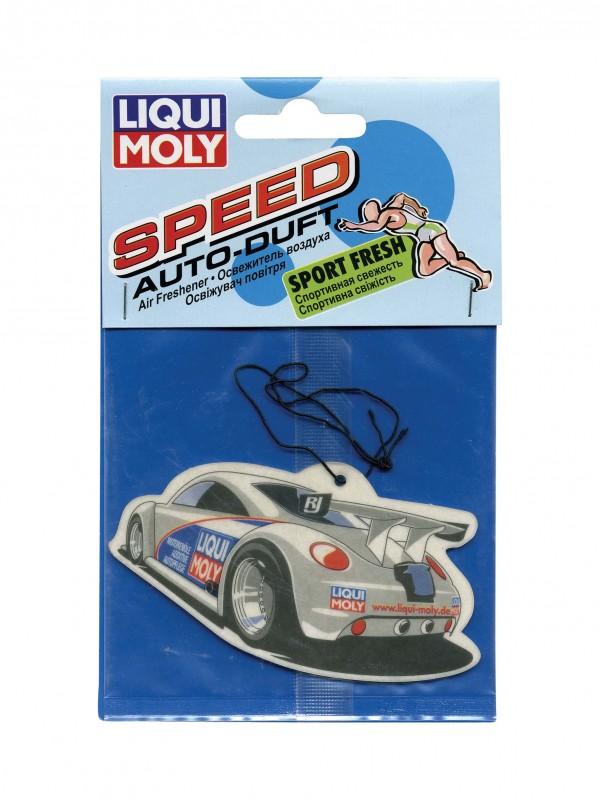 LiquiMoly Auto-Duft Speed SportFresh_освежитель воздуха спортивная свежесть. Liqui moly (1664)