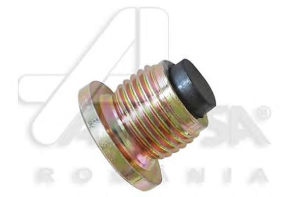 Пробка резьбовая (магнит.). ASAM-SA (80102)