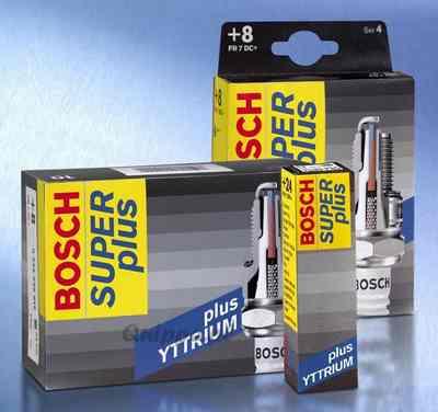 СВЕЧИ WR7DC+ (0.8), 4ШТ. Лада 2108-21099, 2110 (карб.)шт.- 0242235663. Bosch (0242235909)