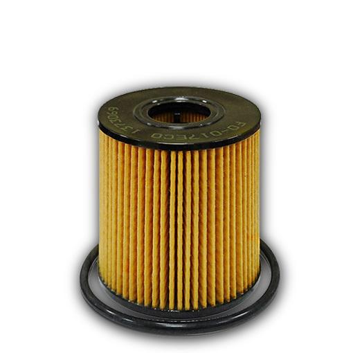 Фильтр масляный. Fortech (FO017)