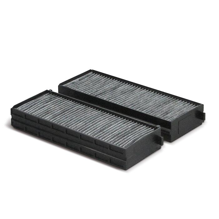 Фильтр салонный угольный. Fortech (FS002C)