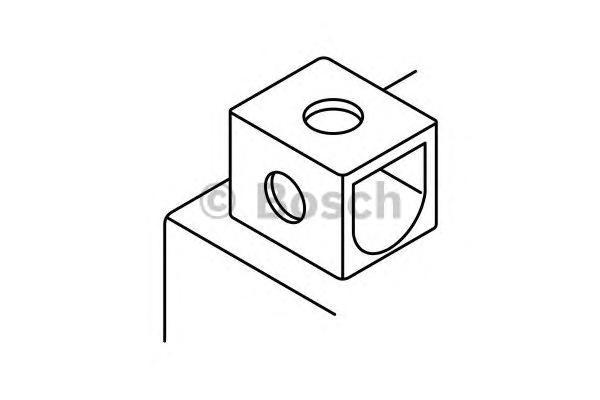 Аккумулятор BOSCH M 4 FreshPack - 12 volt (M4 F17), 4 Ач Y5 121x71x93. (0092M4F170)