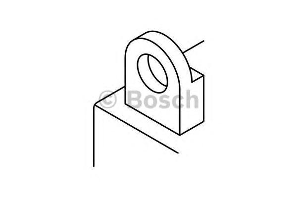 Аккумулятор BOSCH M 4 FreshPack - 12 volt (M4 F18), 5 Ач Y6 121x61x131. (0092M4F180)