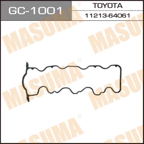 Прокладка клапанной крышки MASUMA 2C.3CTE.CE10#.CT19/21#.CR5#. (GC-1001)