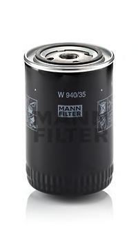 Фильтр масляный. Mann (W940/35)