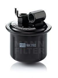 Фильтр топливный. Mann (WK76/2)