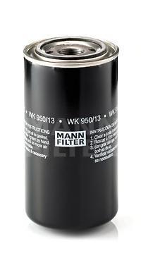 Фильтр топливный. Mann (WK950/13)