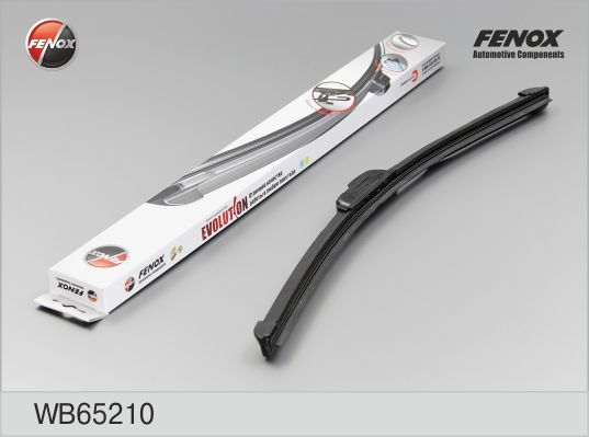 Щётка стеклоочистителя 650 мм бескаркасная. FENOX (WB65210)