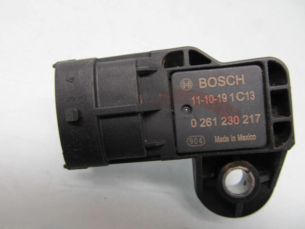 ДАТЧИК ДАВЛЕНИЯ И ТЕМП.. Bosch (0261230217)