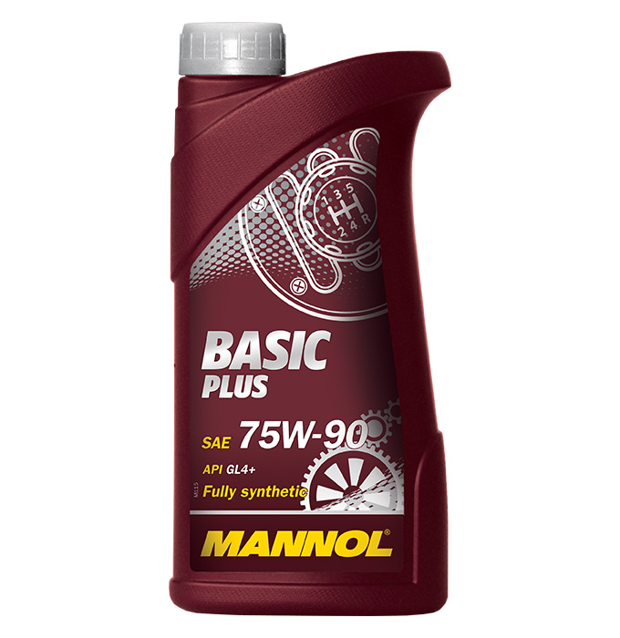 BASIC PLUS 75W90 GL-4 (1L). MANNOL (4036021104157)