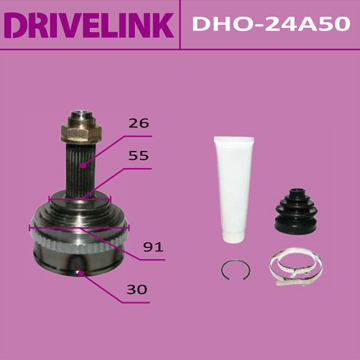 DRIVELINK DHO-24A50 ШРУС 30x55x26x50 (1/10)