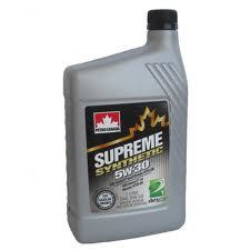 PETRO-CANADA MOSYN53C12 Масло моторное синтетическое PC SUPREME SYNTHETIC 5W-30 1L