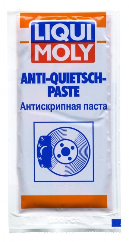Антискрипная паста Anti-Quietsch-Paste (0,01кг), шт. Liqui moly (7656)